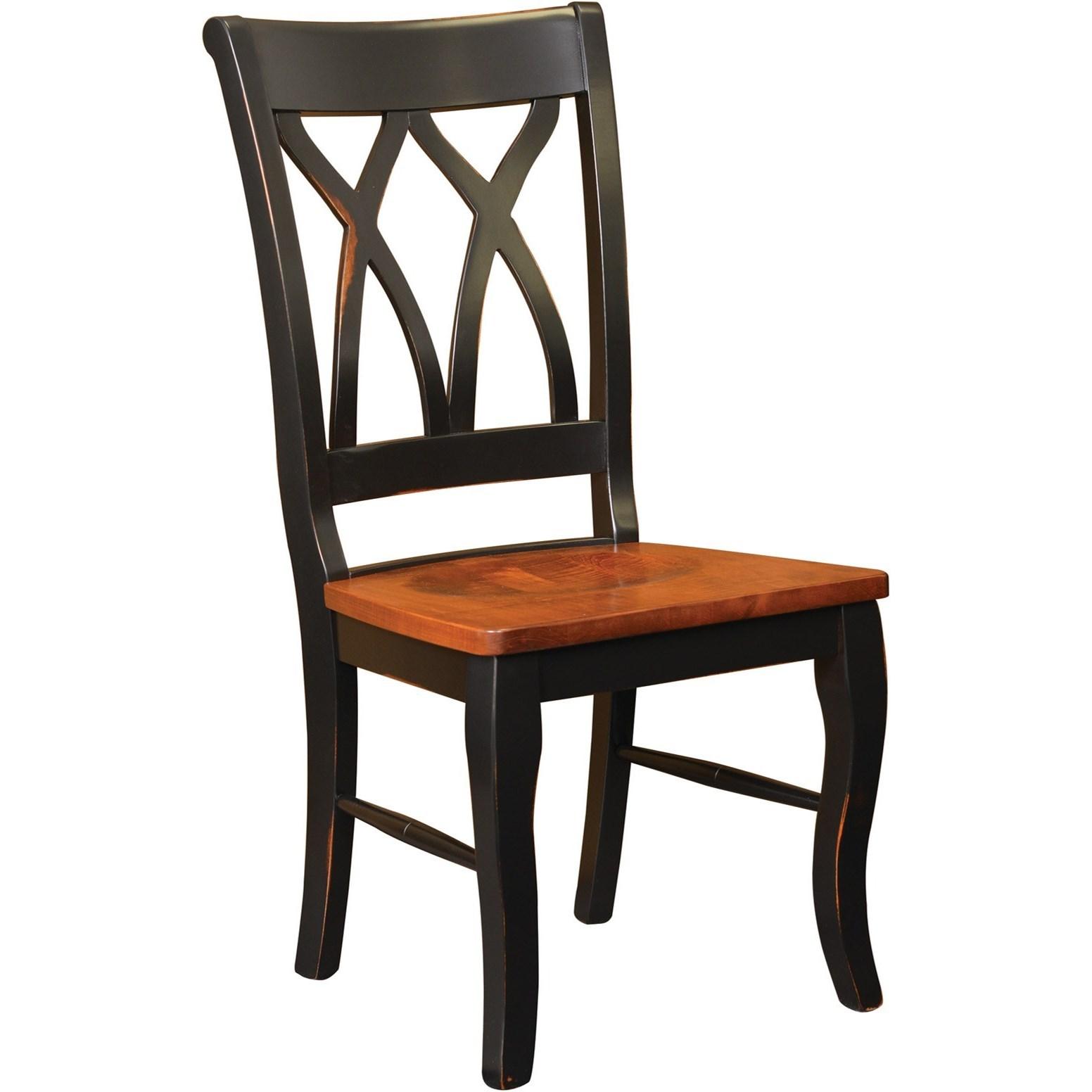 ... Rotmans Amish Ellis Cove DiningTable And Chair Set ...