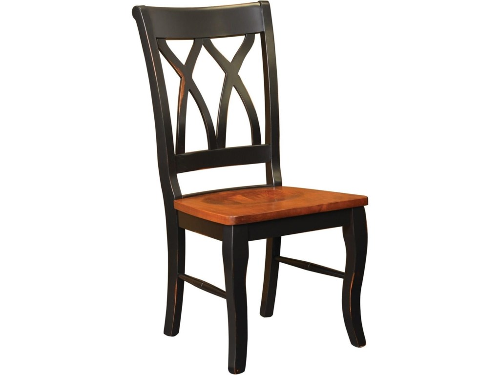 Rotmans Amish Ellis Cove DiningSide Chair