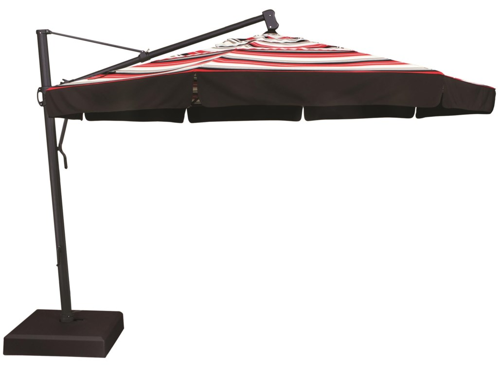 Treasure Garden Cantilever Umbrellas11' Cantilever Umbrella