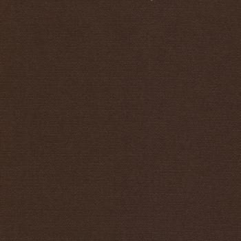 Chocolate-Colored Canopy Fabric