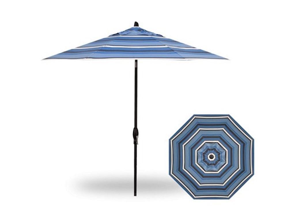 Treasure Garden Market Umbrellas9' Auto Tilt Market Umbrella
