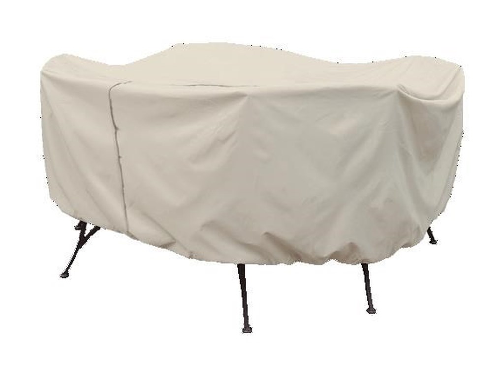 Treasure Garden Outdoor Covers 48 Round Table And Chairs Outdoor