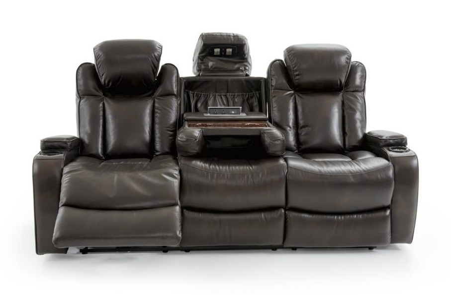 Trend Resources International 69085Dual Power Sofa