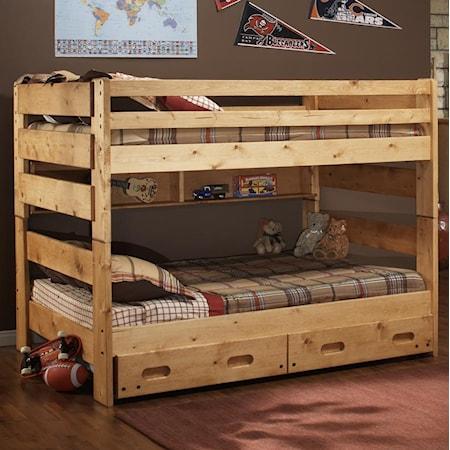 Full Big Sky Bunk Bed