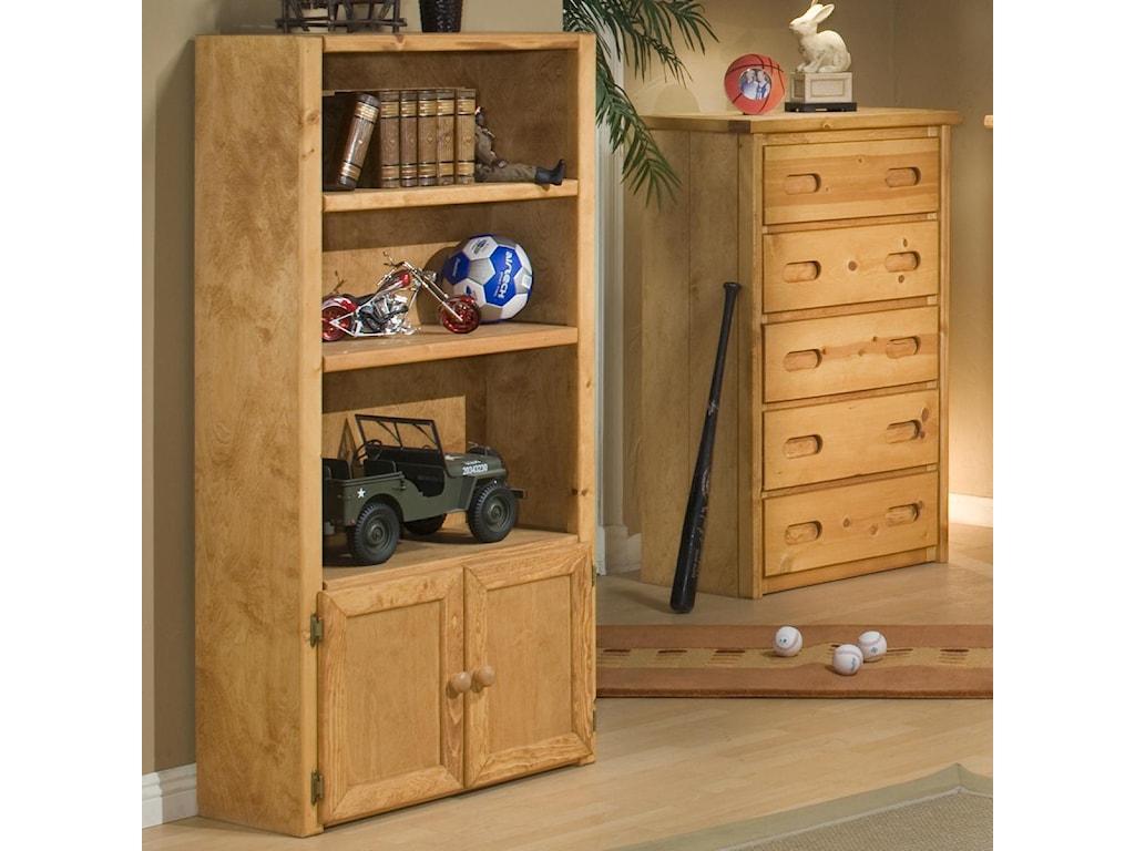 Trendwood BunkhouseUniversal Bookcase