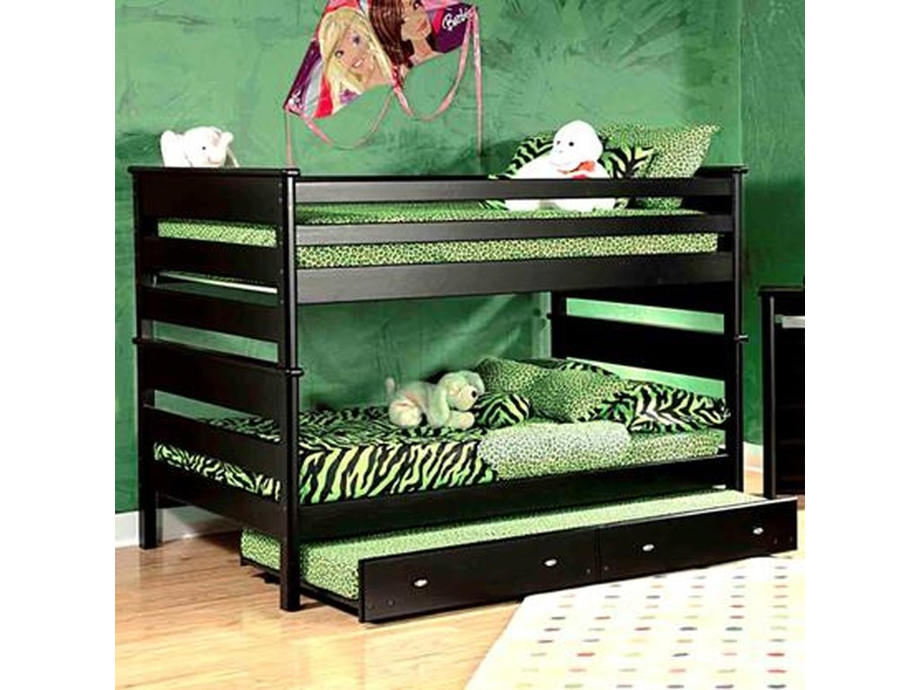 Trendwood Laguna Full/Full Bunk Bed