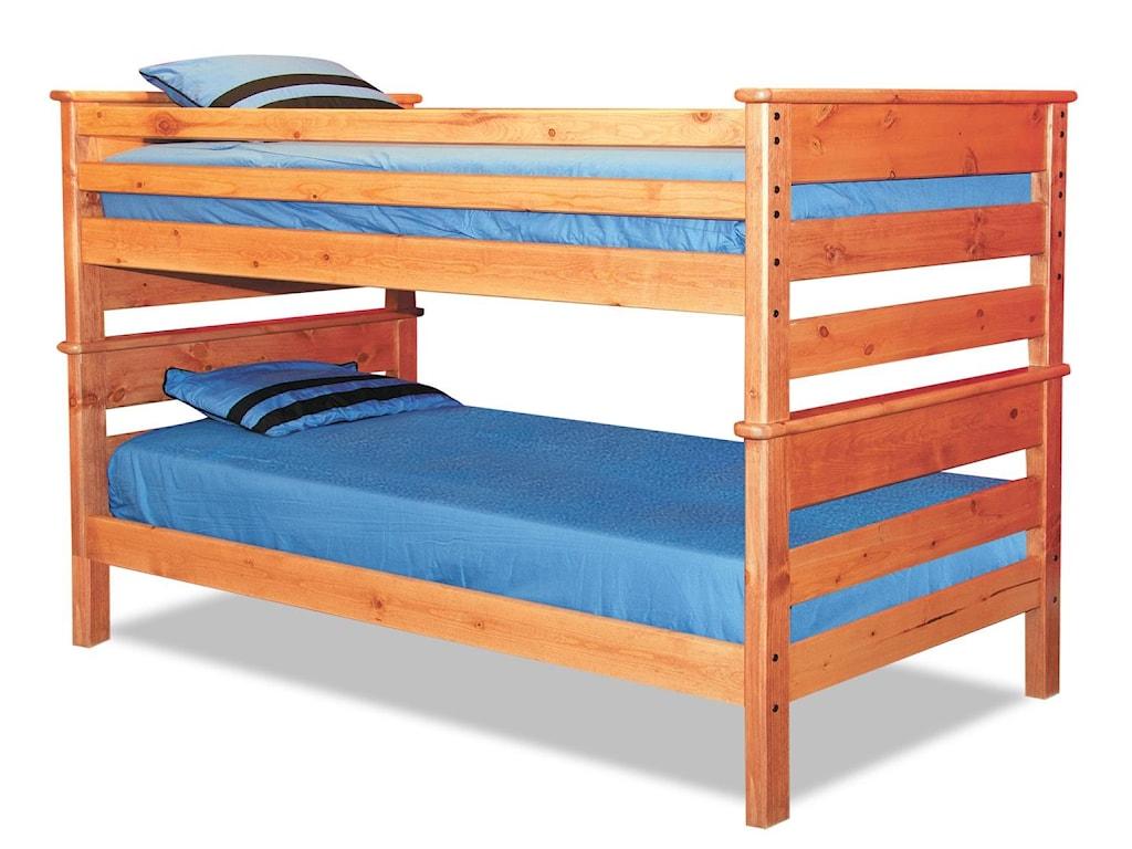 Trendwood Laguna Full/Full Bunk Bed