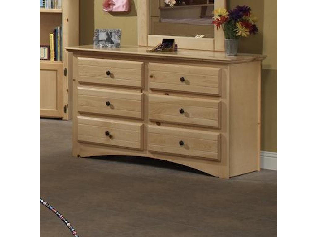 Trendwood Sedona Dresser