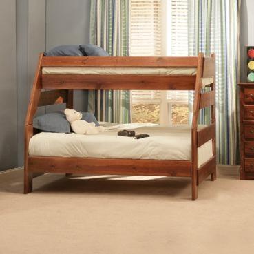 VFM Signature Sedona Twin/Full Bunk Bed