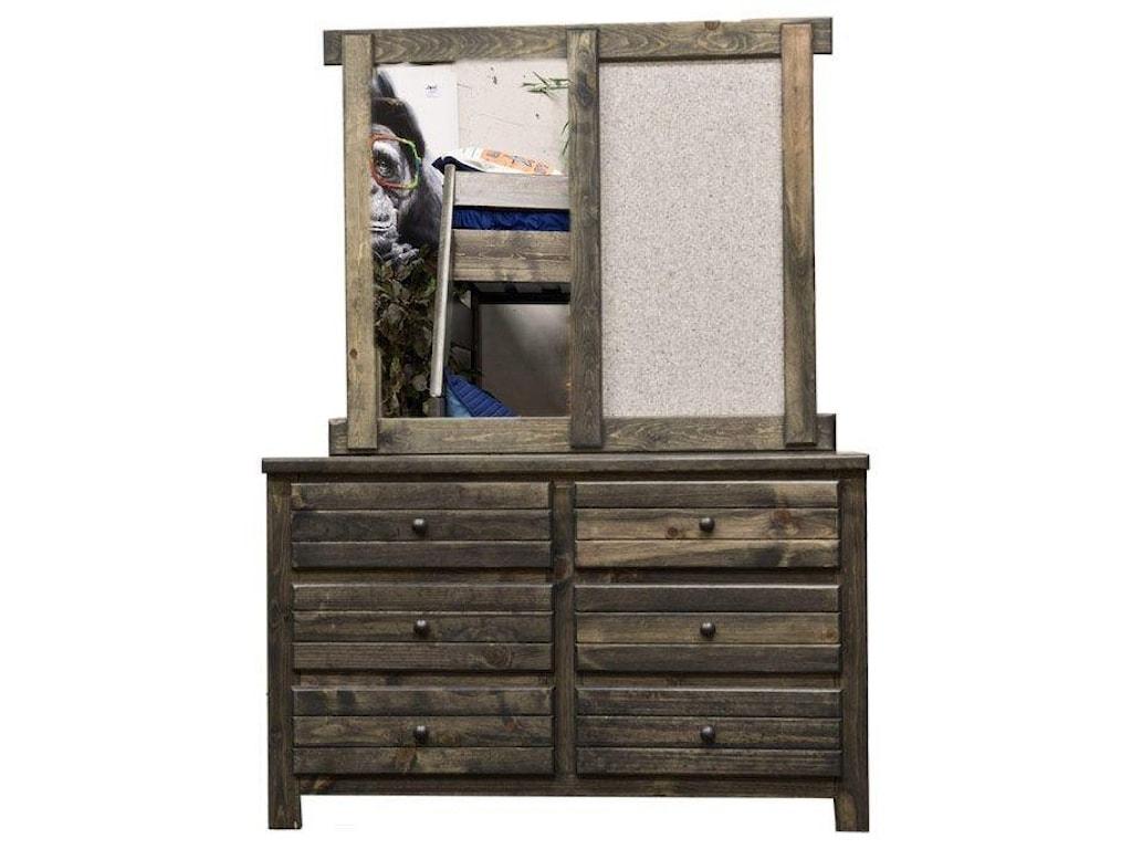 Trendwood SedonaTwin Cheyenne Storage Bed Package
