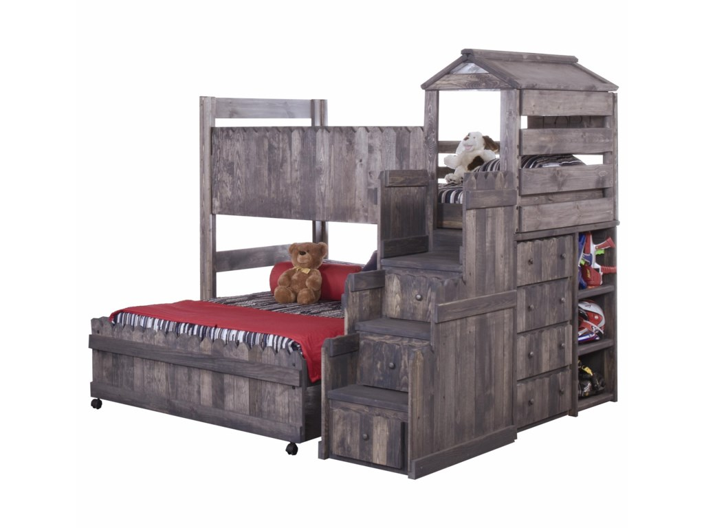 diy s ana lofted bed claire white loft claires projects img