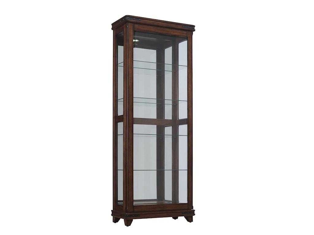 Bell'O MayfieldCurio Cabinet