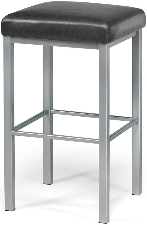Trica Contemporary Seating Day Stationary Bar Stool