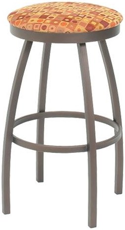 Trica Contemporary Seating Henry Swivel Bar Stool