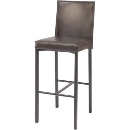 Quadrato I Bar Stool