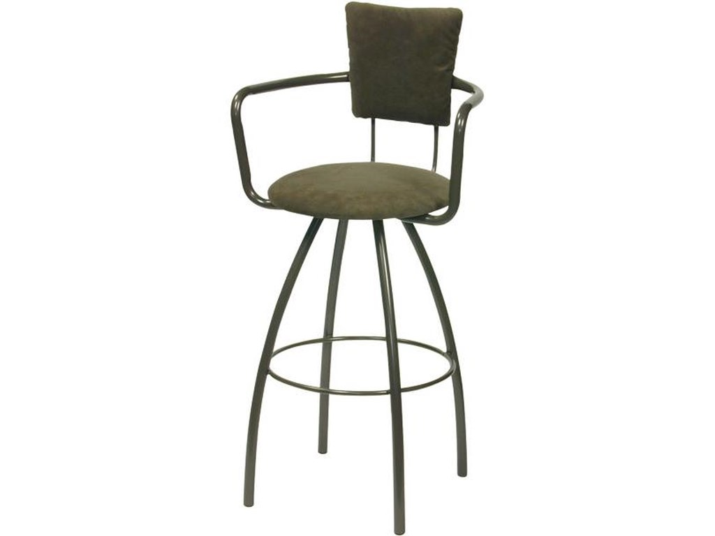 Trica Contemporary SeatingZip Bar Stool