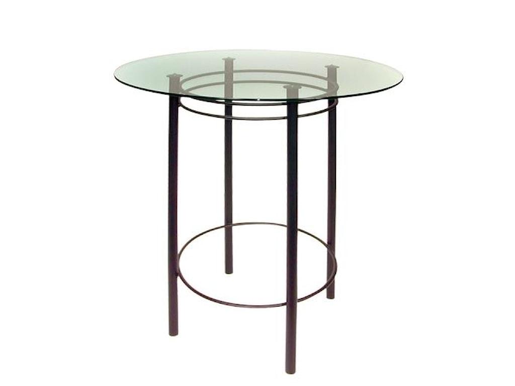 Trica Contemporary TablesAstro Round Table