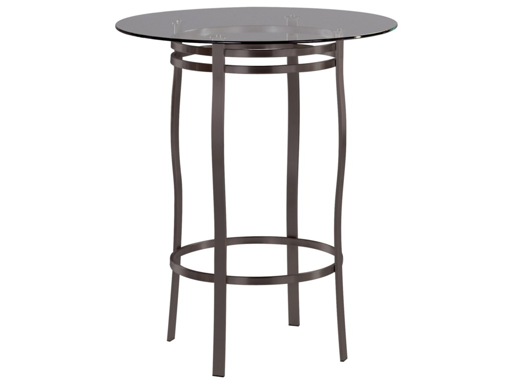 Trica Contemporary TablesBourbon Round Table