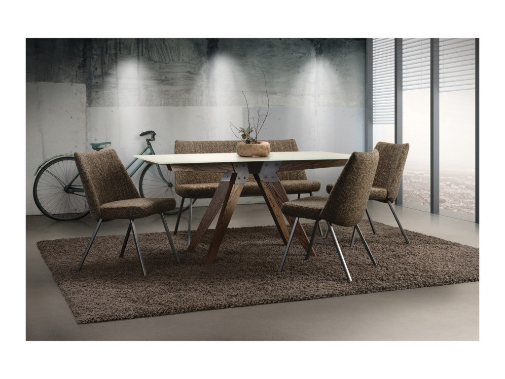 Trica Contemporary TablesSoul Dining Table