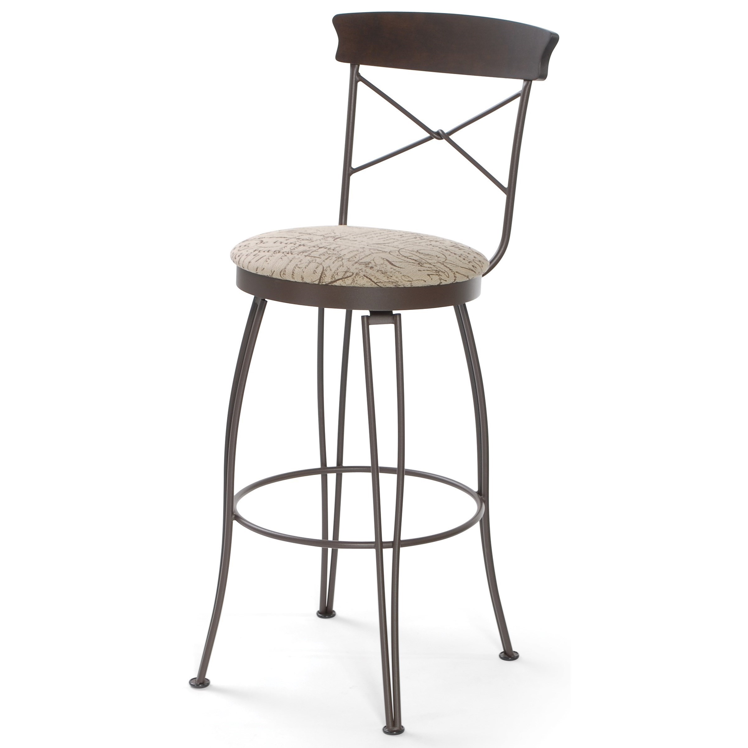 Trica Traditional Bar Stools Laura Bar Stool Wayside