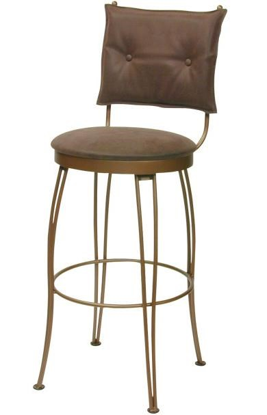 Trica Transitional Bar Stools Bill I Bar Stool Wayside