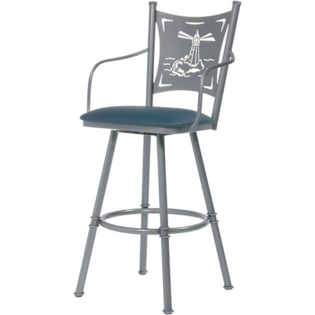 Creation II Bar Stool