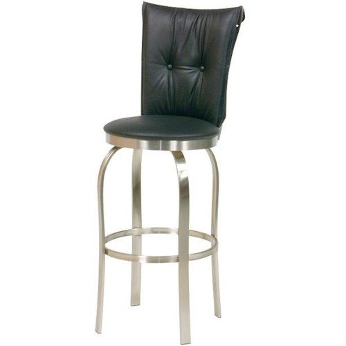 Trica Transitional Bar Stools Tuscany I Bar Stool