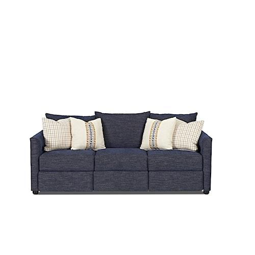 Trisha Yearwood Home Collection by Klaussner Atlanta Power Reclining Sofa