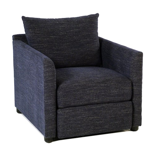 Trisha Yearwood Home Collection by Klaussner Twilight Transitional Power Reclining Chair