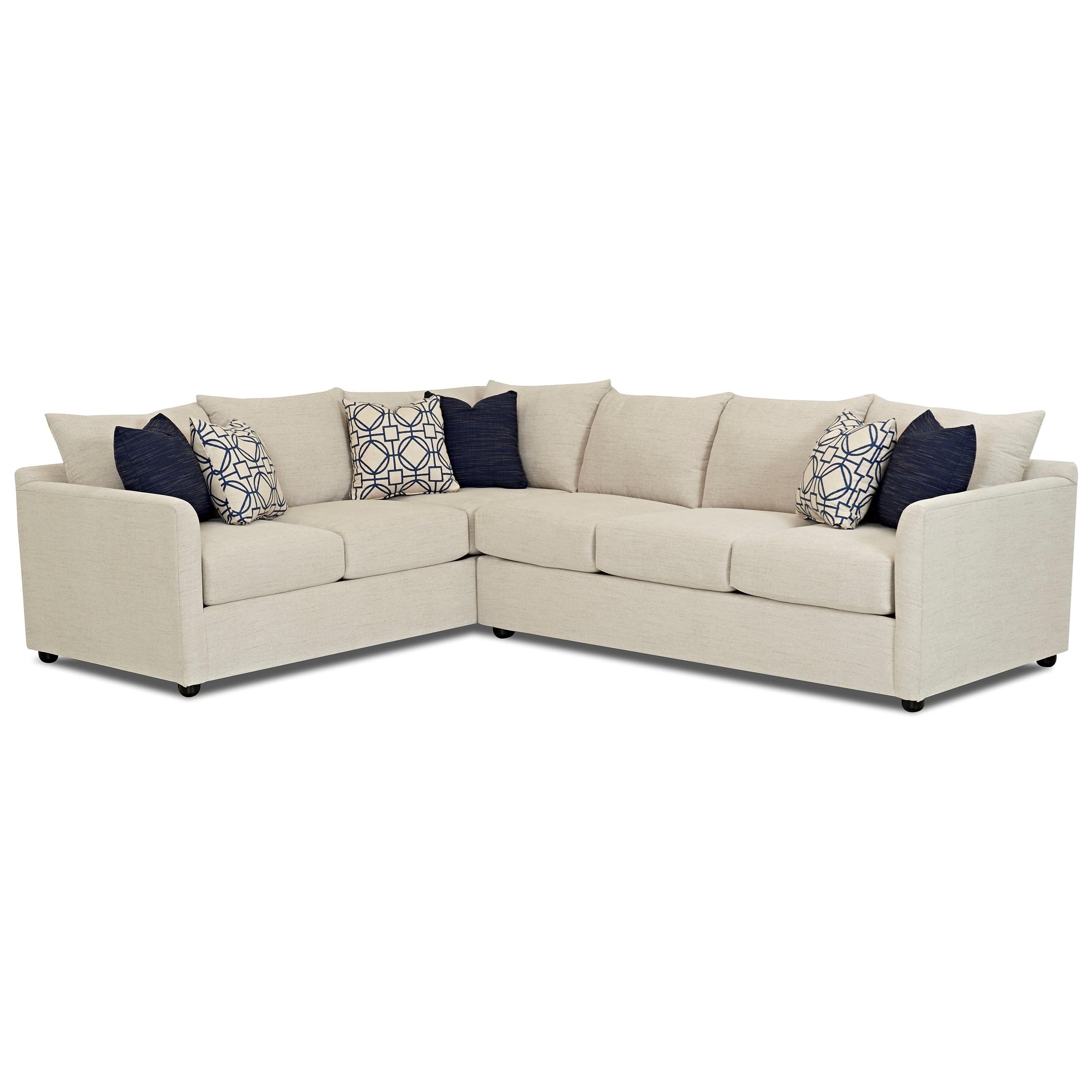 Charmant Trisha Yearwood Home AtlantaSectional Sofa ...
