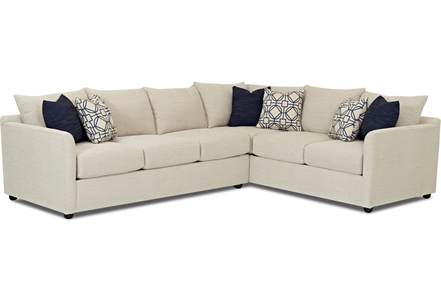 Atlanta Transitional Sectional Sofa