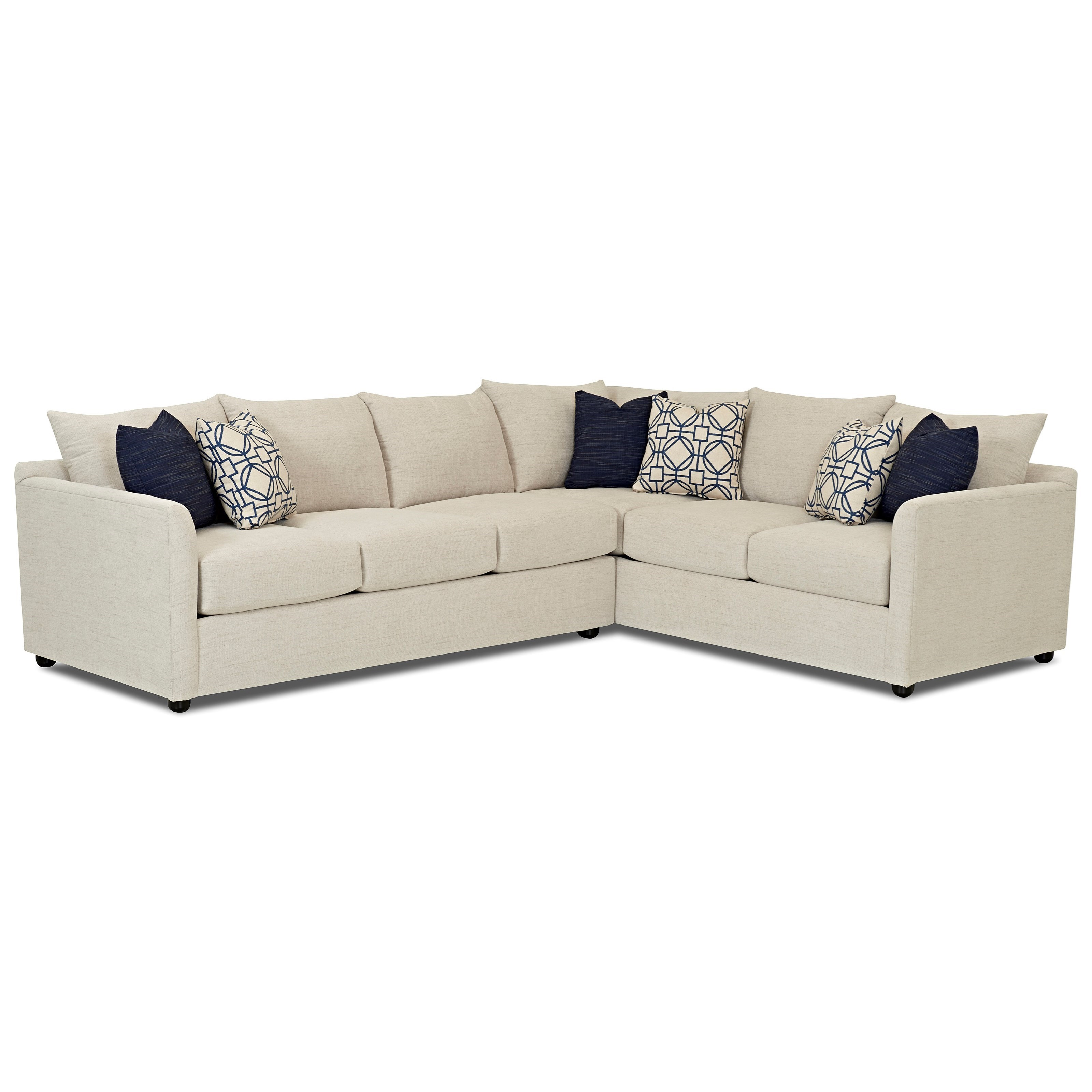 Trisha Yearwood Home AtlantaSectional Sofa ...