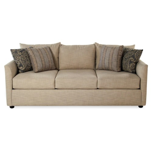 Transitional Style Living Room Furniture: Trisha Yearwood Home Collection By Klaussner Trisha