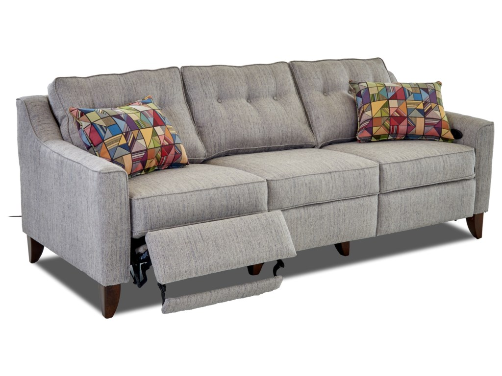 Klaussner AudrinaPower Reclining Sofa