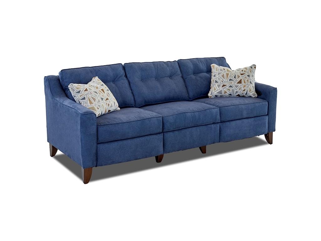 Klaussner AudrinaPower Reclining Sofa