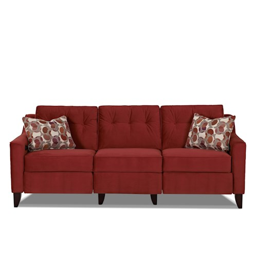 Trisha Yearwood Home Collection By Klaussner Audrina Contemporary - Patio furniture roswell ga