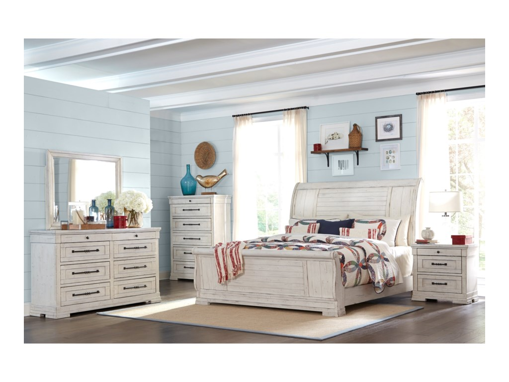 Trisha Yearwood Home Collection by Klaussner Coming HomeCalifornia King Bedroom Group