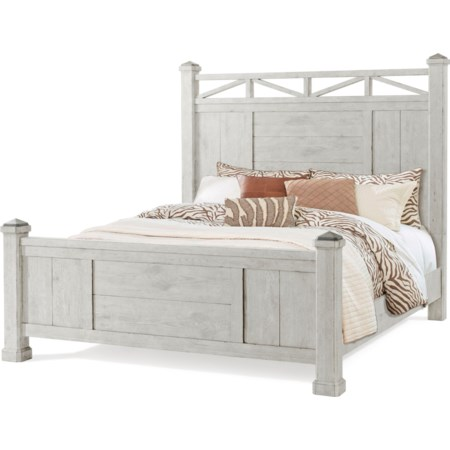 Sweet Dreams Queen Bed