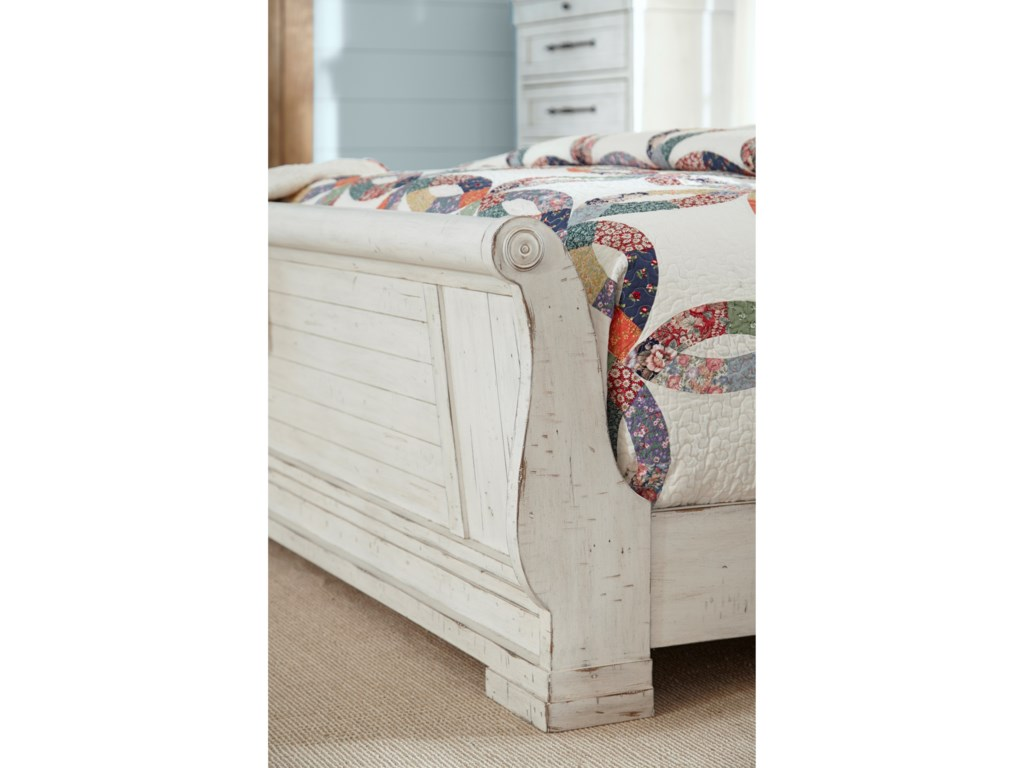 Trisha Yearwood Home Collection by Klaussner Coming HomeRetreat King Bed