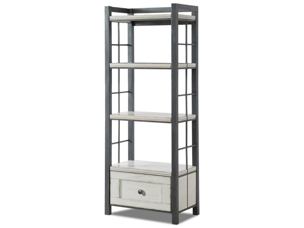 Trisha Yearwood Home Collection by Klaussner Coming HomeShow & Tell Etagere