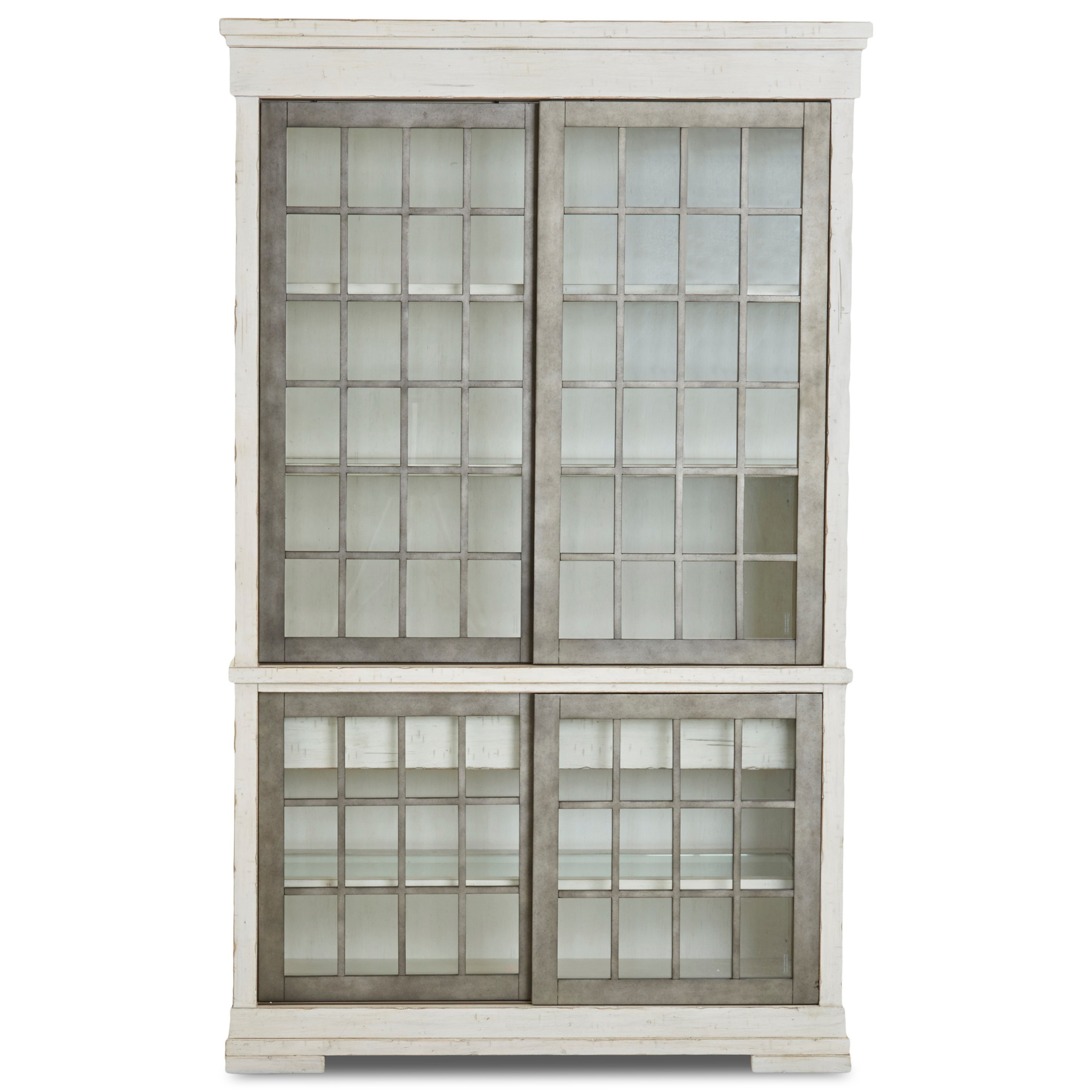 Trisha Yearwood Home Collection By Klaussner Coming HomeAffection Display  Cabinet ...