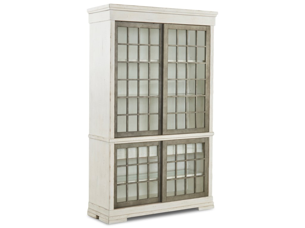 Trisha Yearwood Home Collection by Klaussner Coming HomeAffection Display Cabinet