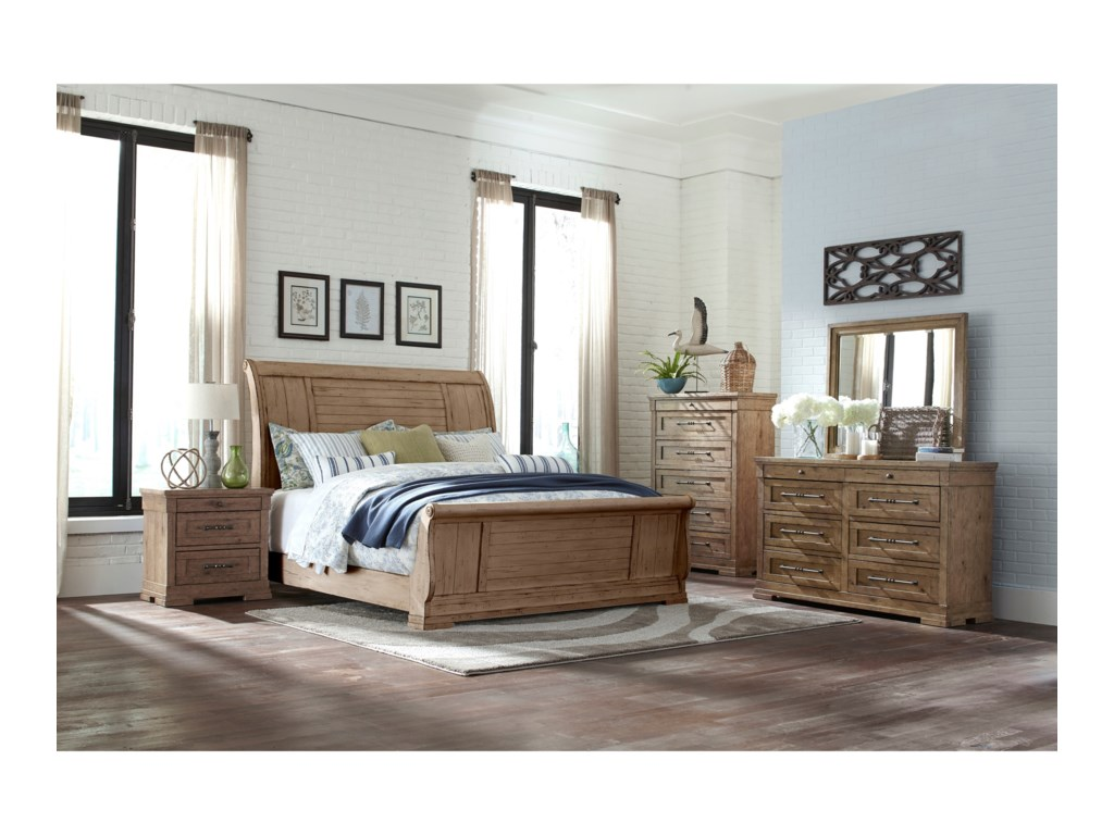 Trisha Yearwood Home Collection by Klaussner Coming Home Queen ...