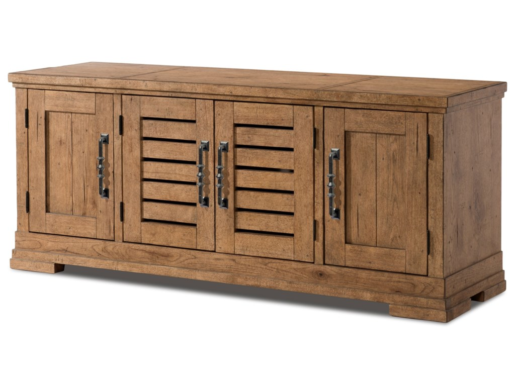 Trisha Yearwood Home Collection by Klaussner Coming HomeCaptivate Console