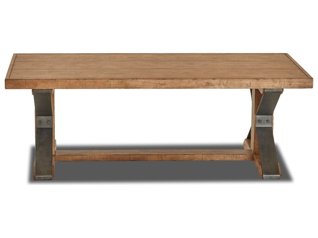 Trisha Yearwood Home Collection by Klaussner Coming HomeFriendship Cocktail Table
