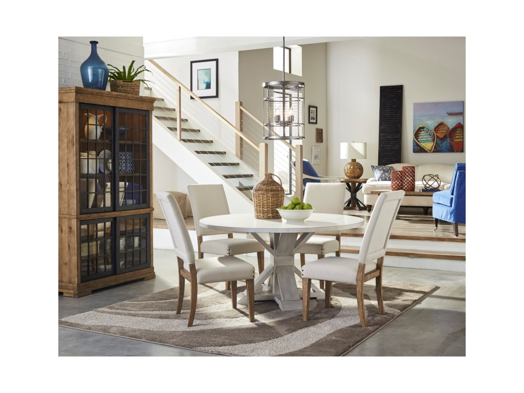Trisha Yearwood Home Collection by Klaussner Coming HomeGood Company Side Chair