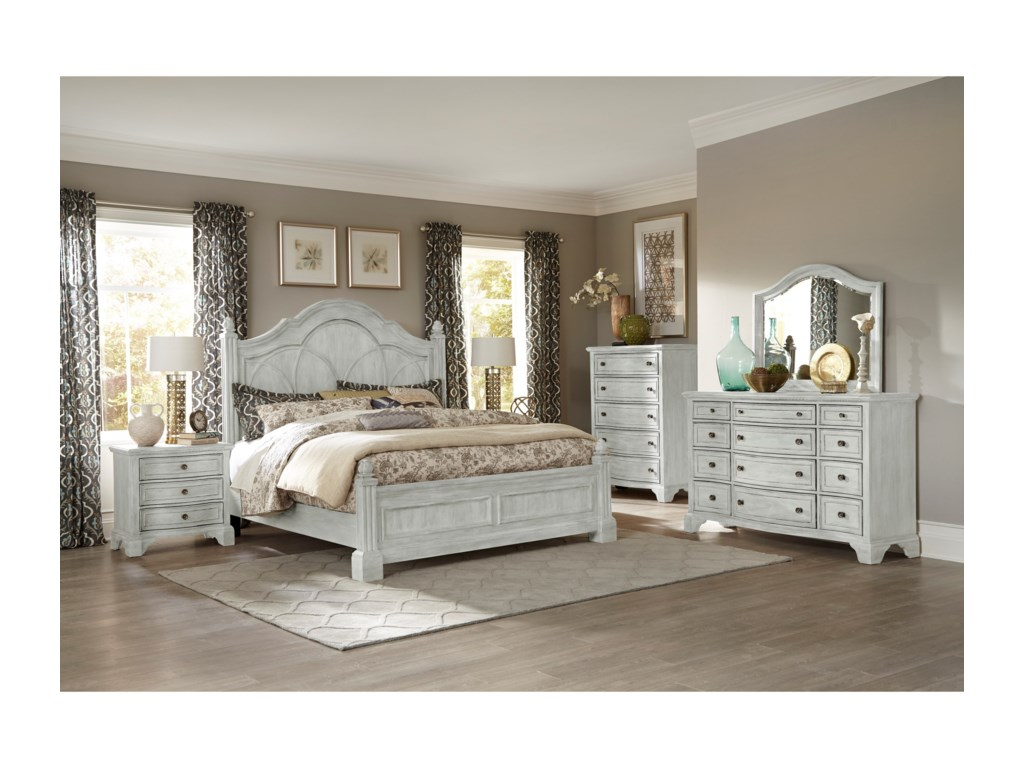 Trisha Yearwood Home Collection by Klaussner Jasper CountyDresser