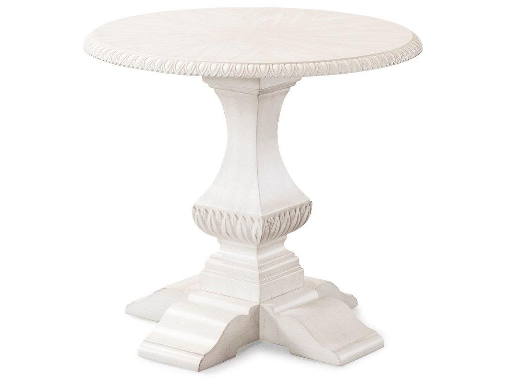 Trisha Yearwood Home Collection by Klaussner Jasper CountyMaxwell End Table