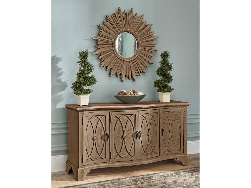 Trisha Yearwood Home Collection by Klaussner Jasper CountyJordan Mirror