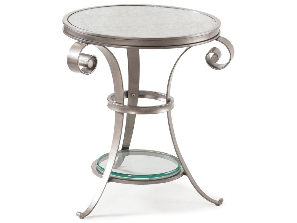 Trisha Yearwood Home Collection by Klaussner Jasper CountyEnd Table